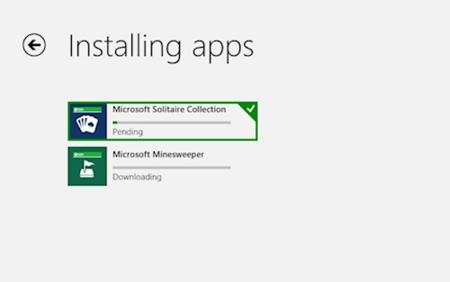 crashes pending when install in Windows Store