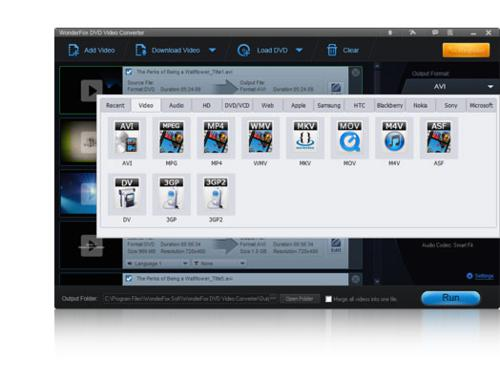 WonderFox DVD Video Converter Overview