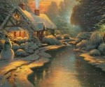 Christmas Night Animated Wallpaper