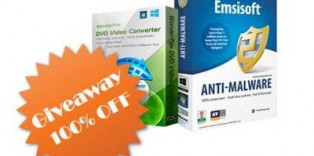 Guide to get FREE license key of WonderFox DVD Video Converter & Emsisoft Anti-Malware