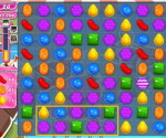 Game for mobile: Candy Crush Saga 2