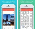 VideoMix for iOS is the Free Video Collage Maker for Instagram and Facebook