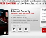 How to get giveaway 6 months of Bitdefender Internet Security 2014-march-1