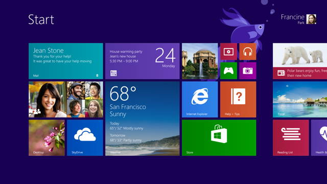 Windows 8.1 - 8 Things About Windows 8.1 Tablets That Can Make iPad Users Envious