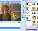 Giveaway of Magic Camera - Edit your webcam when chatting