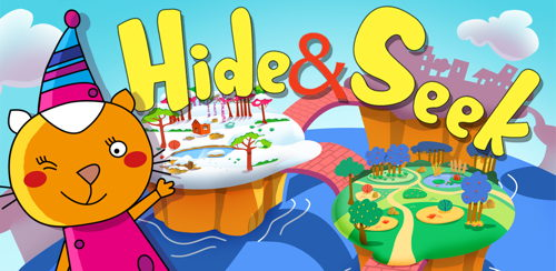 Android Giveaway App: Monki Hide & Seek - English for Kids 1