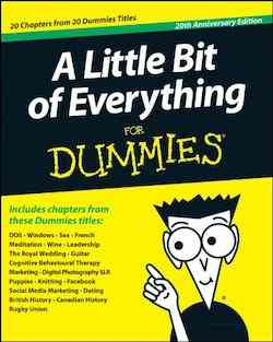 for Dummies Ebooks A Little Bit of Everything