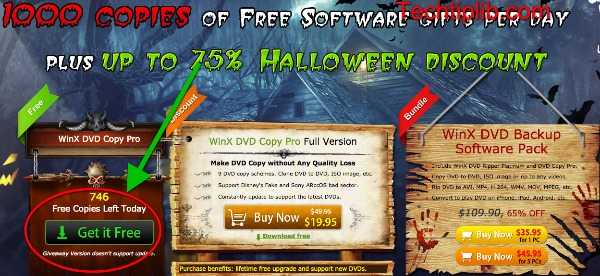 DVD Copy 2014 Halloween