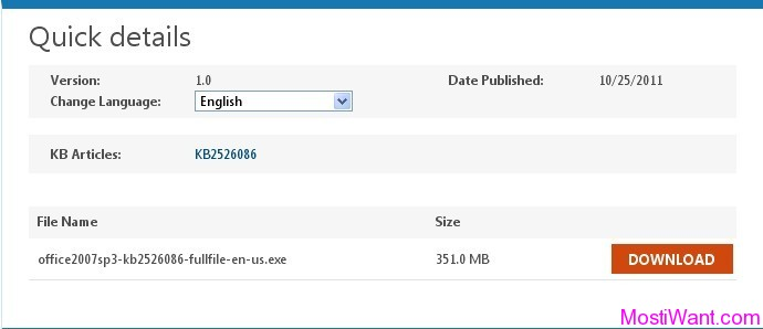 how to download office 2007 for free