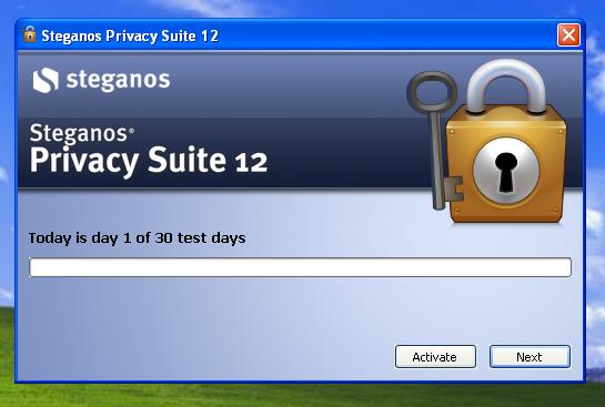 Steganos Privacy Suite 12_4