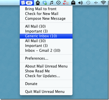 how to change your mac messages app email