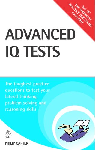 Advanced IQ tests-Free download eBook IQ Tests - Part 1