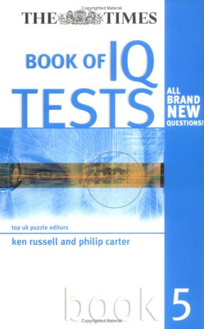 Book of IQ Tests-Free download eBook IQ Tests - Part 1