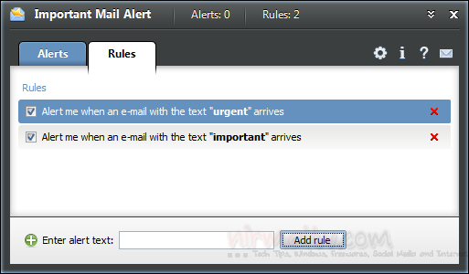 Get Alerted for Important Emails in Outlook (Add-in)