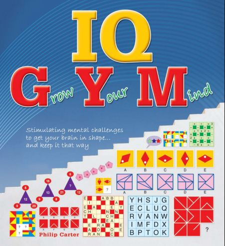 IQ Gym Grow Your Mind-Free download eBook IQ Tests - Part 1