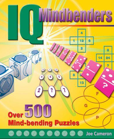 IQ Mindbenders-Free download eBook IQ Tests - Part 1