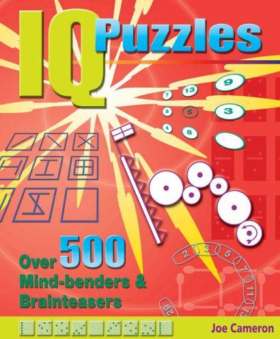 IQ Puzzles-Free download eBook IQ Tests - Part 1