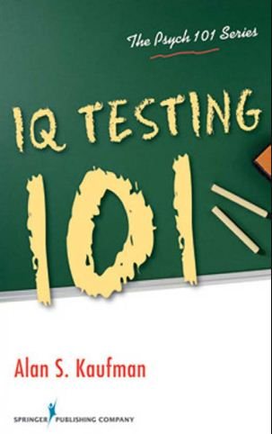 IQ testing 101-Free download eBook IQ Tests – Part 2