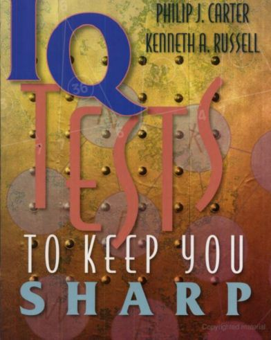 IQ too keep your sharp-Free download eBook IQ Tests – Part 2