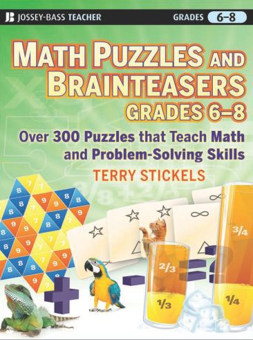 Math puzzles and brain-Free download eBook IQ Tests – Part 2