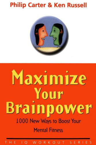 Maximize your brainpower-Free download eBook IQ Tests – Part 2