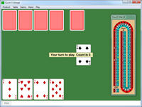 Free Quick Cribbage Portable