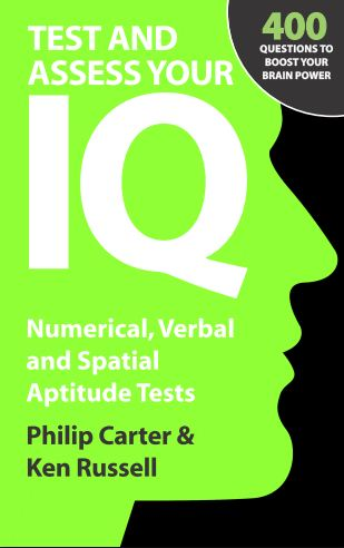 Test and Access IQ-Free download eBook IQ Tests – Part 4