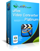 uRex DVD Ripper Platinum Serial Key