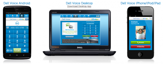 Free Dell VoIP Windows Phone app coming for Canadians