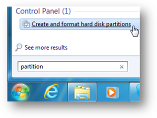 How to Partition Your Hard Drive (Extracts from Turbo Windows eBook)