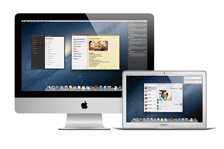 Apple Pushes iOS-like features in Mountain Lion