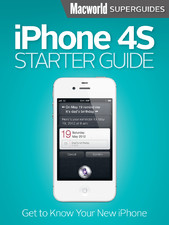 Free ebook iPhone 4S Starter Guide from Apps Store