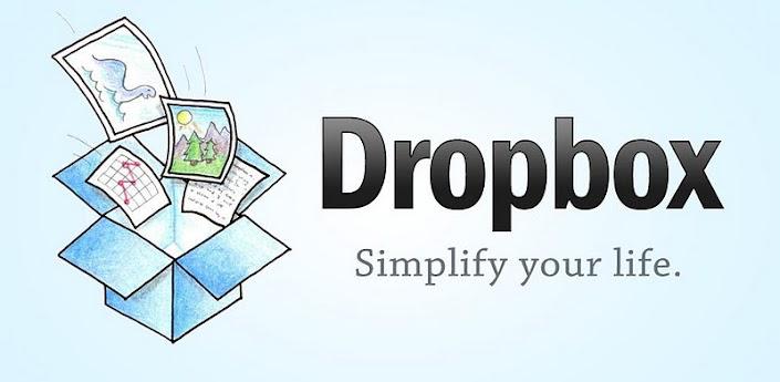 Dropbox Online Storage Free