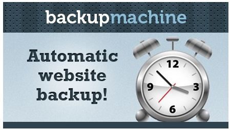 Backup Machine from Appsumo