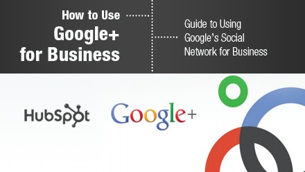 How to Use Google Plus for Business Ebook