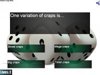 free Compared To Other Craps Dice Games Quiz
