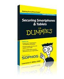 get ebook Securing Smartphones & Tablets for Dummies
