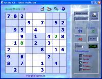 Funjoku - sudoku game