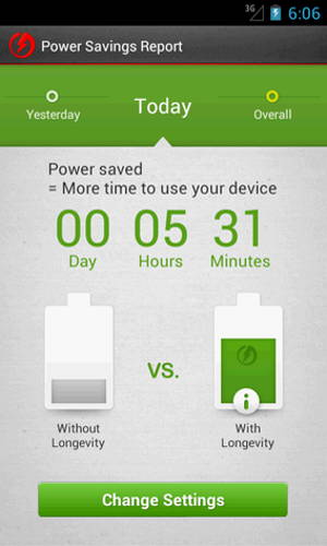 Give Your Android's Battery Life A Boost With Trend Micro's Longevity 2