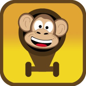 Preschool Cannonball Monkey