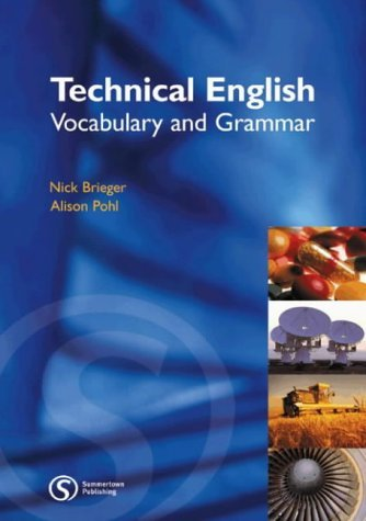 Technical English, Vocabulary and Grammar 1