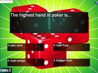 free The Basics Of Poker Quiz
