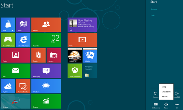 How to, uh, turn Windows 8 off 1