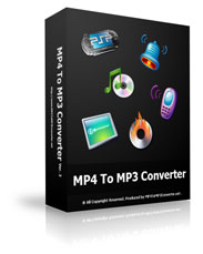 giveaway of MP4 To MP3 Converter