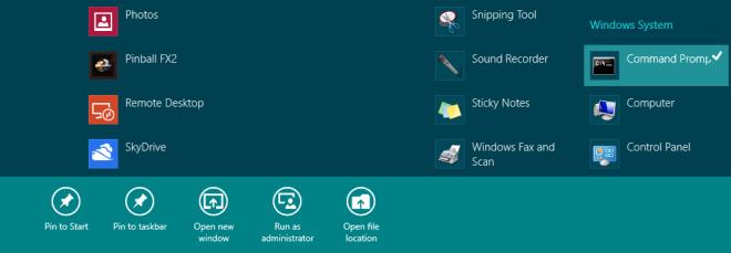 Create Custom Refresh Point In Windows 8 With Recimg Tool