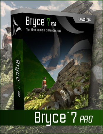 Free Bryce 7 Pro ($249.95) (Giveaway)
