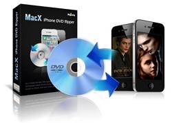 MacX iPhone iPad DVD Ripper