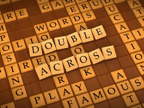 Double Across - Crossword Puzzle Game