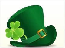 Happy St. Patrick's Day! Become V.I.P memberships