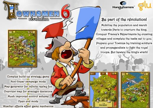 Townsmen 6 for Android